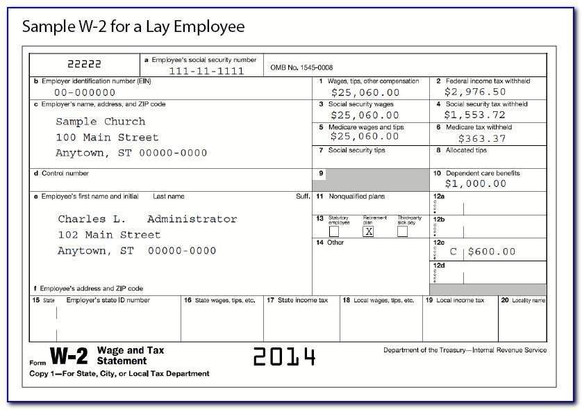 Kroger Employee W2 Forms