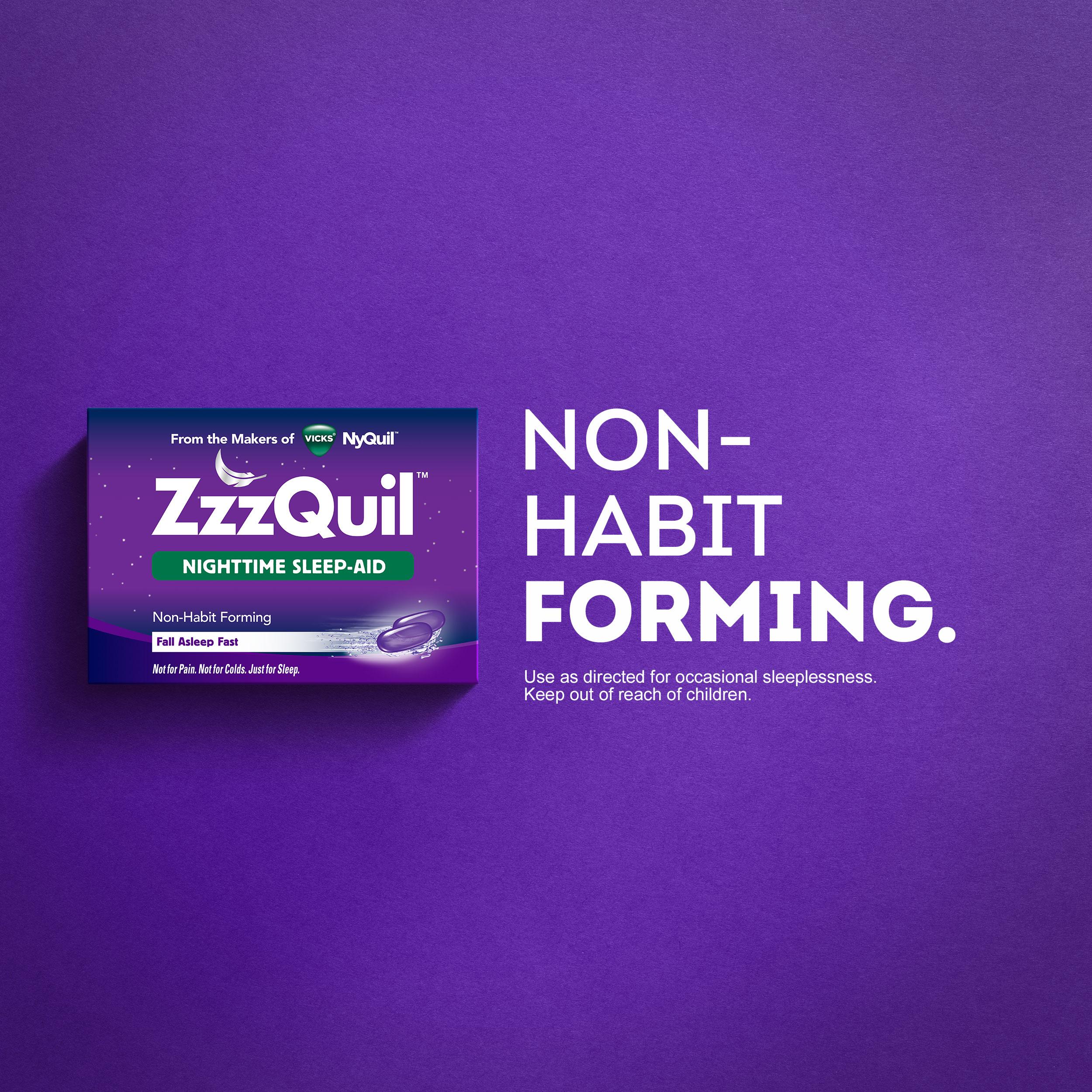 Non Habit Forming Sleep Aid Walmart