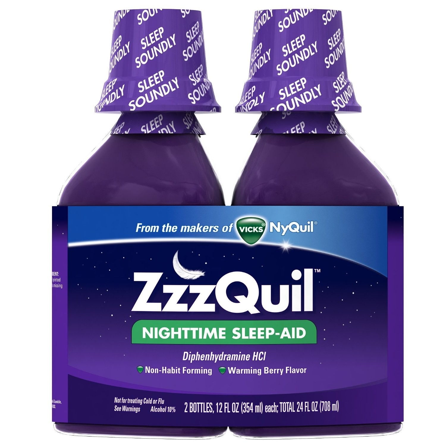 Nyquil Non Habit Forming Sleep Aid