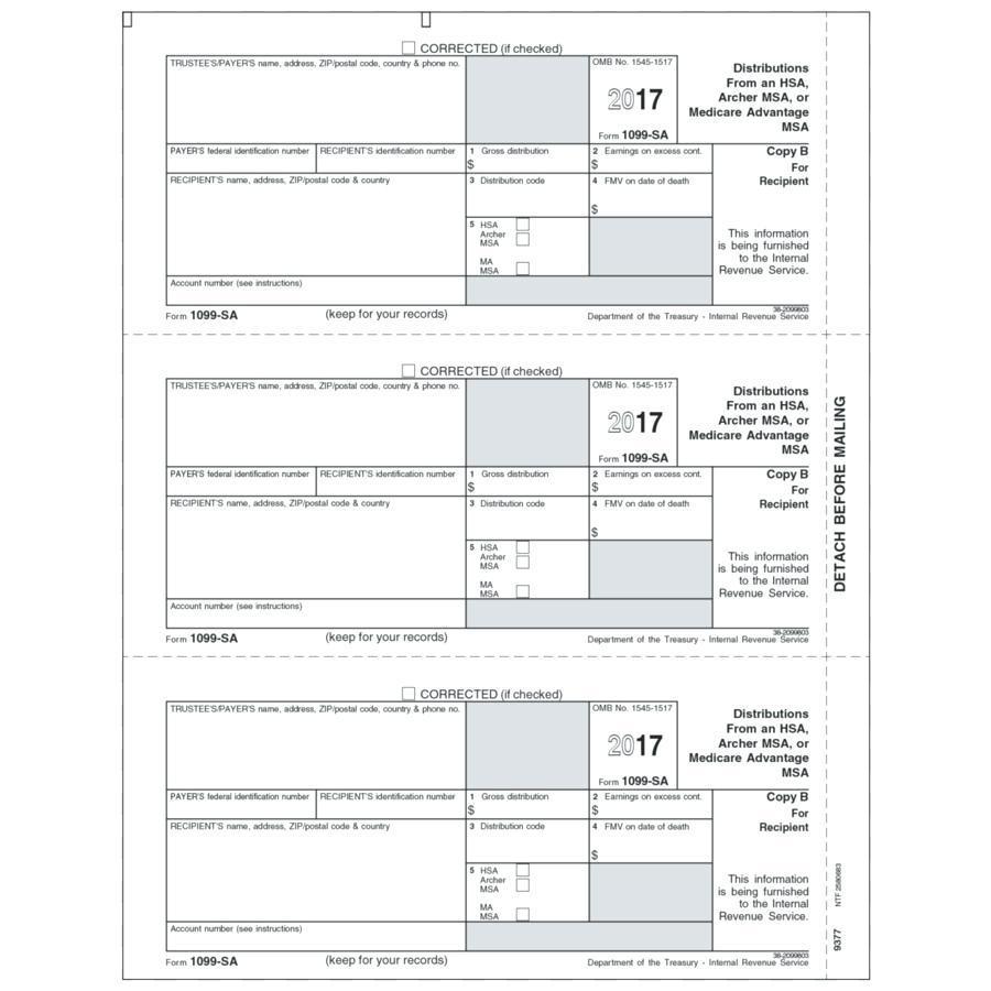 1099 B Tax Form Instructions