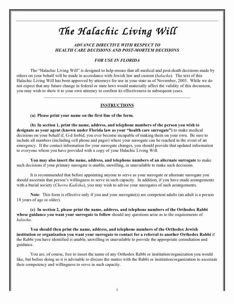 Advance Healthcare Directive Form Maryland