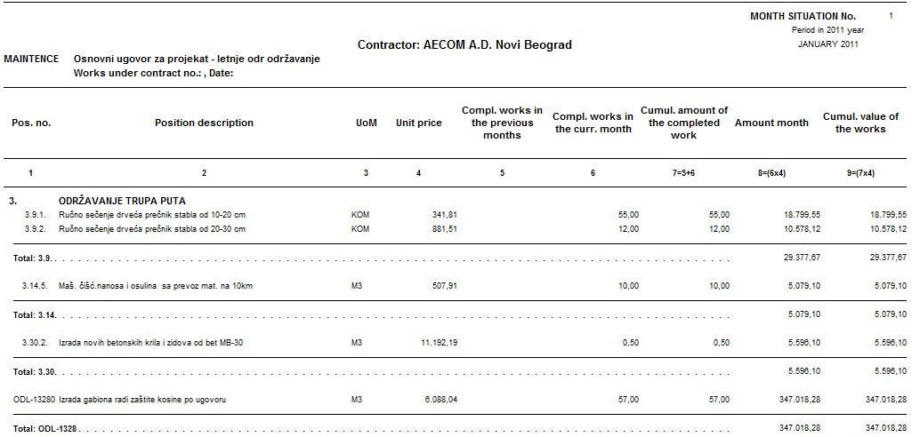 Aia Contractor Billing Form