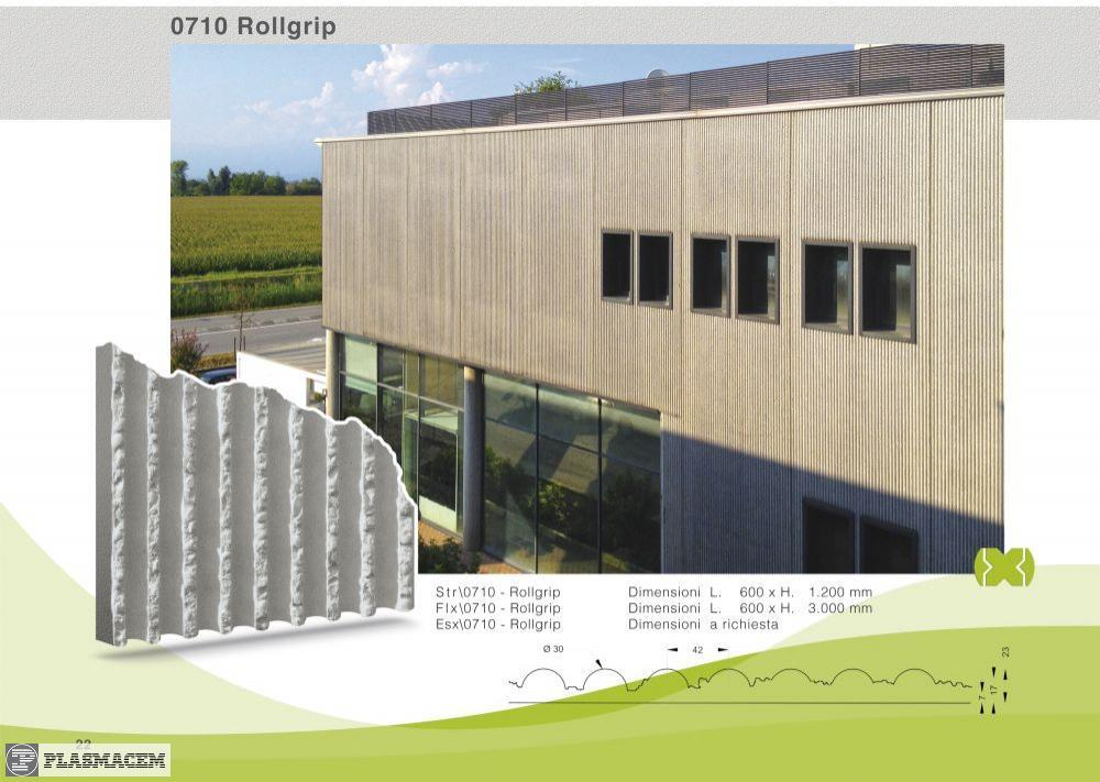 Architectural Concrete Form Liners