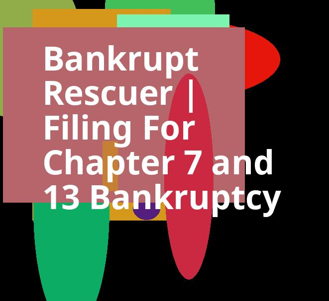 Bankruptcy Chapter 7 Filing Fee