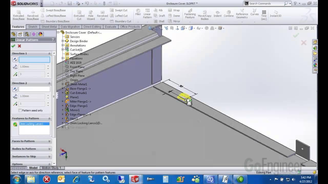Basic Sheet Metal Forming Tools