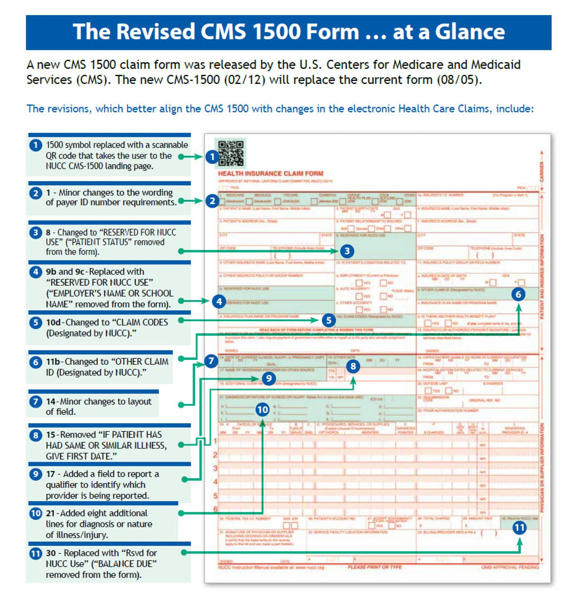 Cms 1500 Forms Order