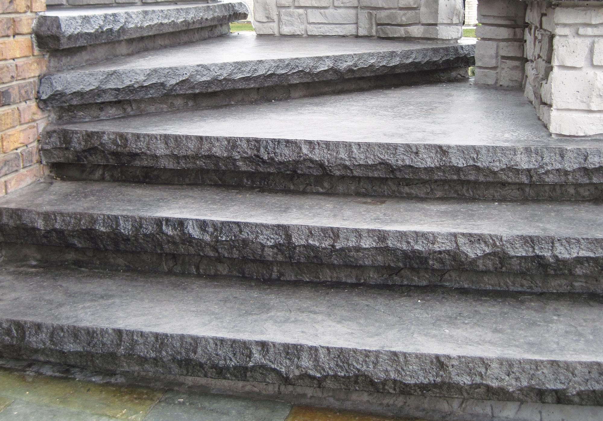 Concrete Form Liners For Steps