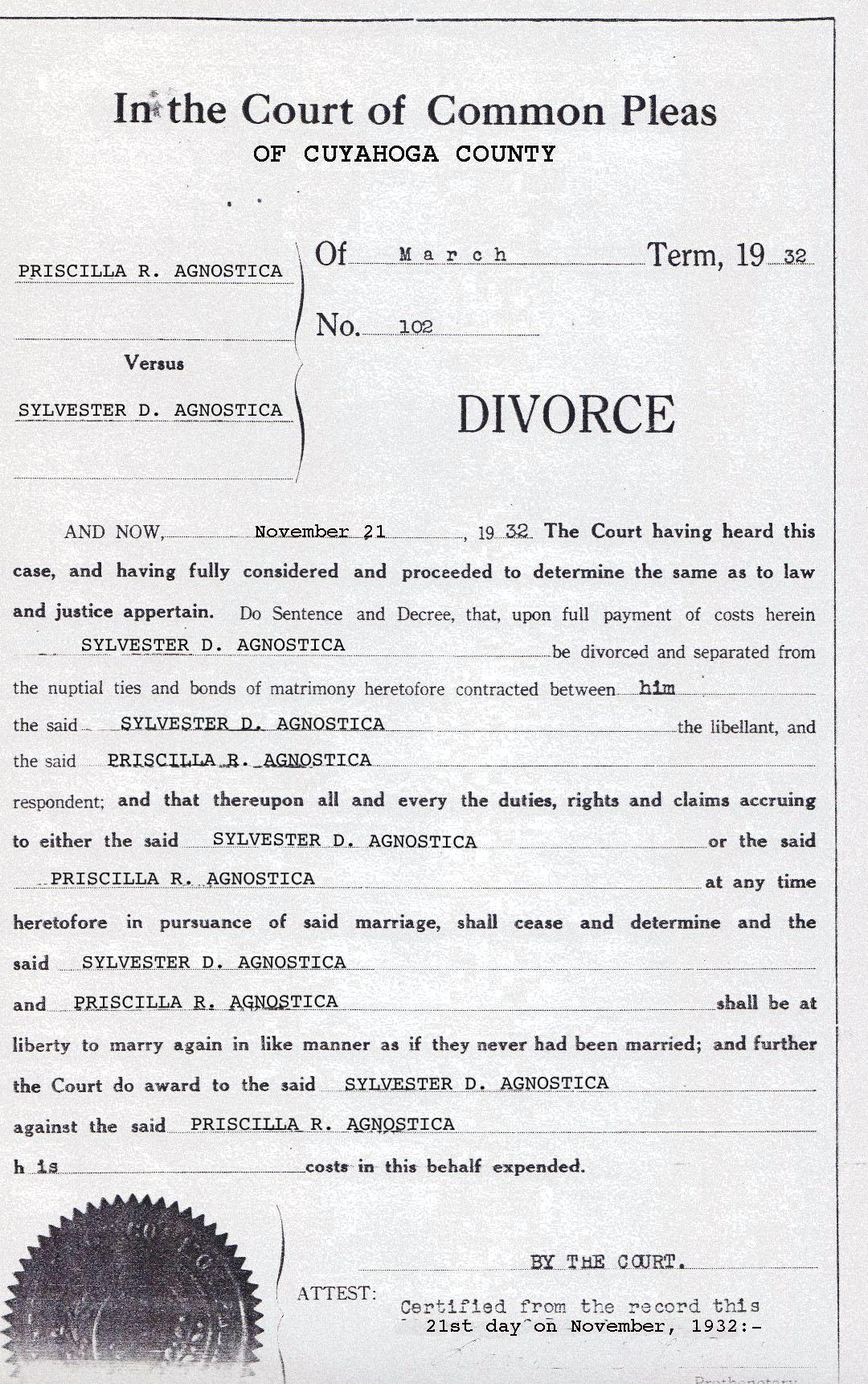 Divorce Amendment Forms Texas