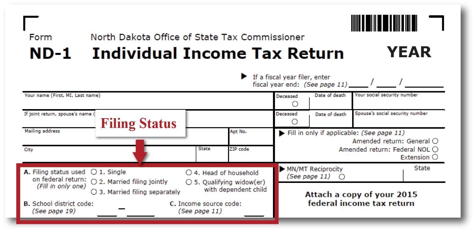 Federal Tax Forms 1040a Instructions