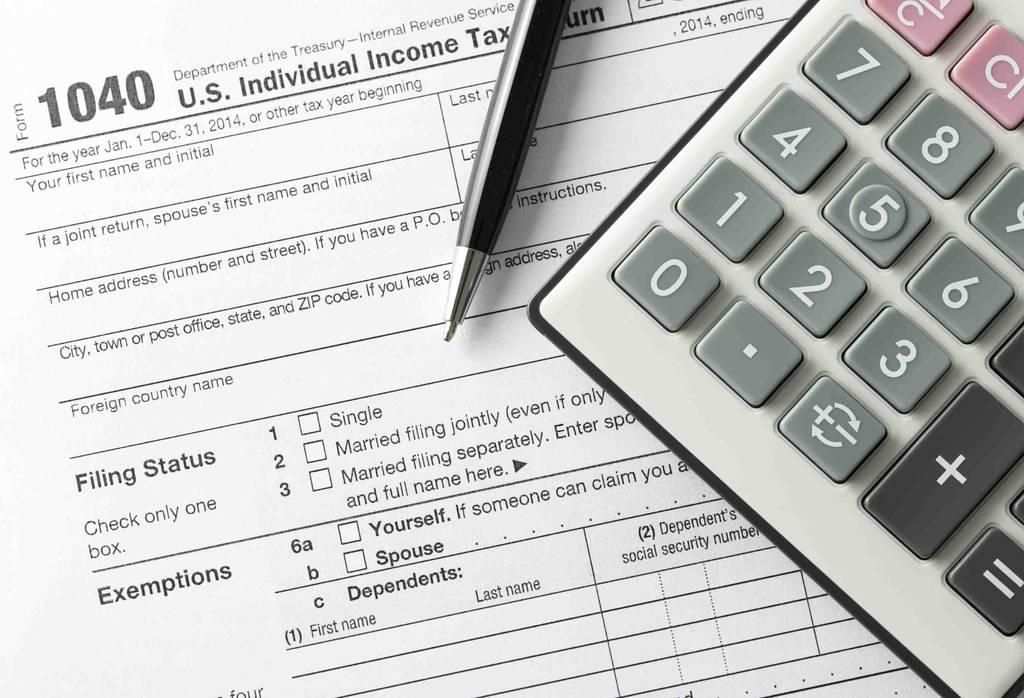 Fillable Tax Forms 2017