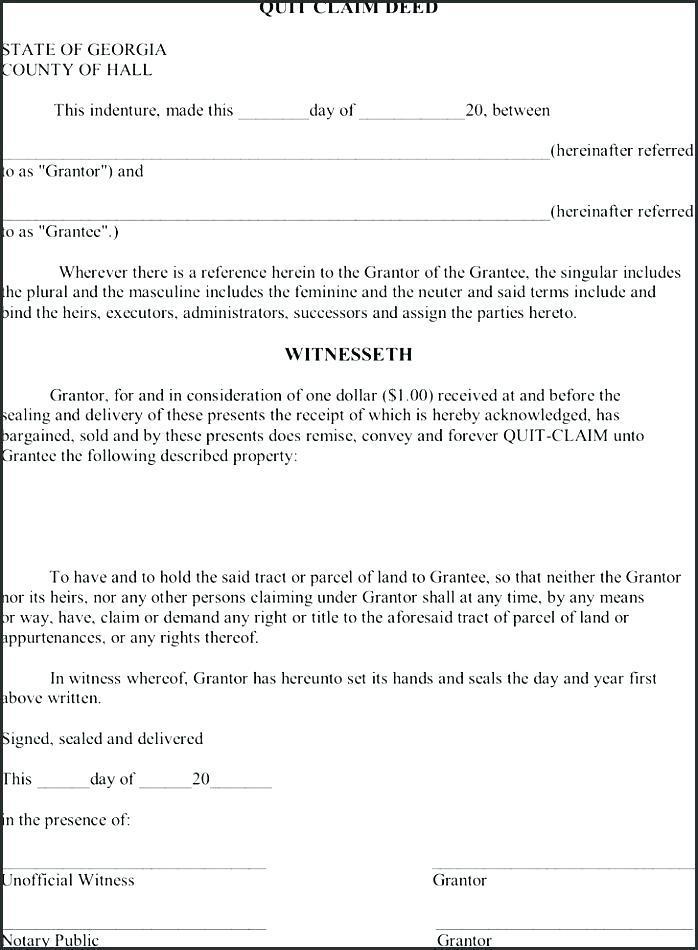 Florida Corrective Quit Claim Deed Form