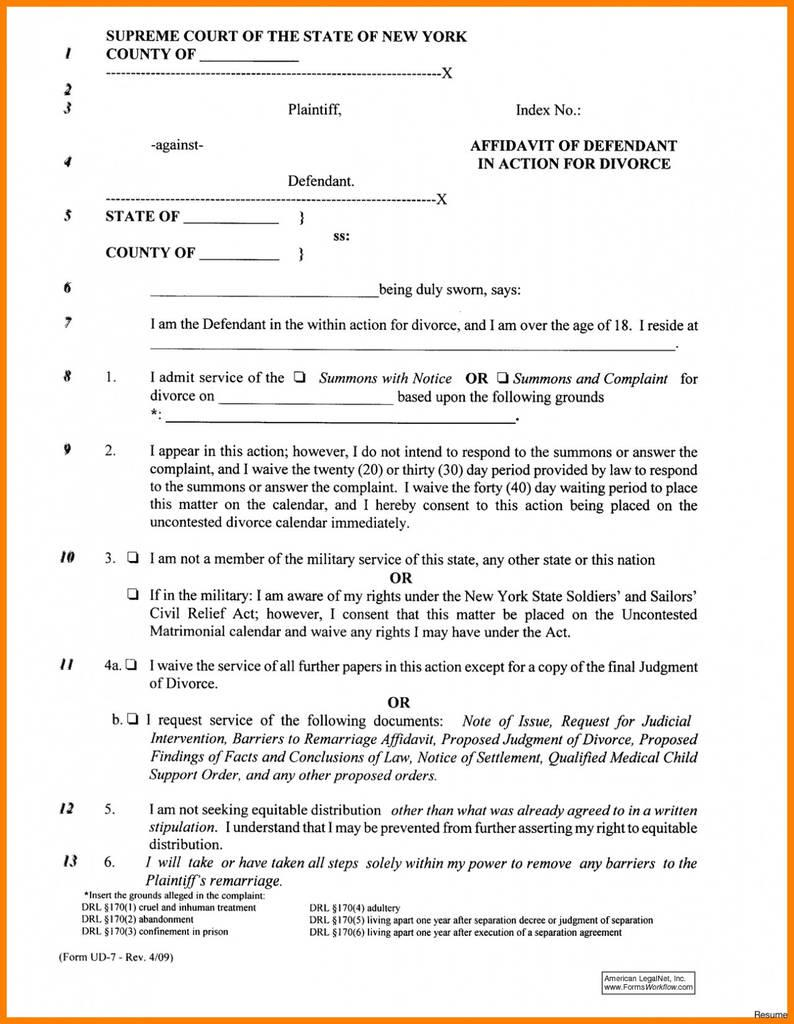 Hamilton County Ohio Divorce Forms