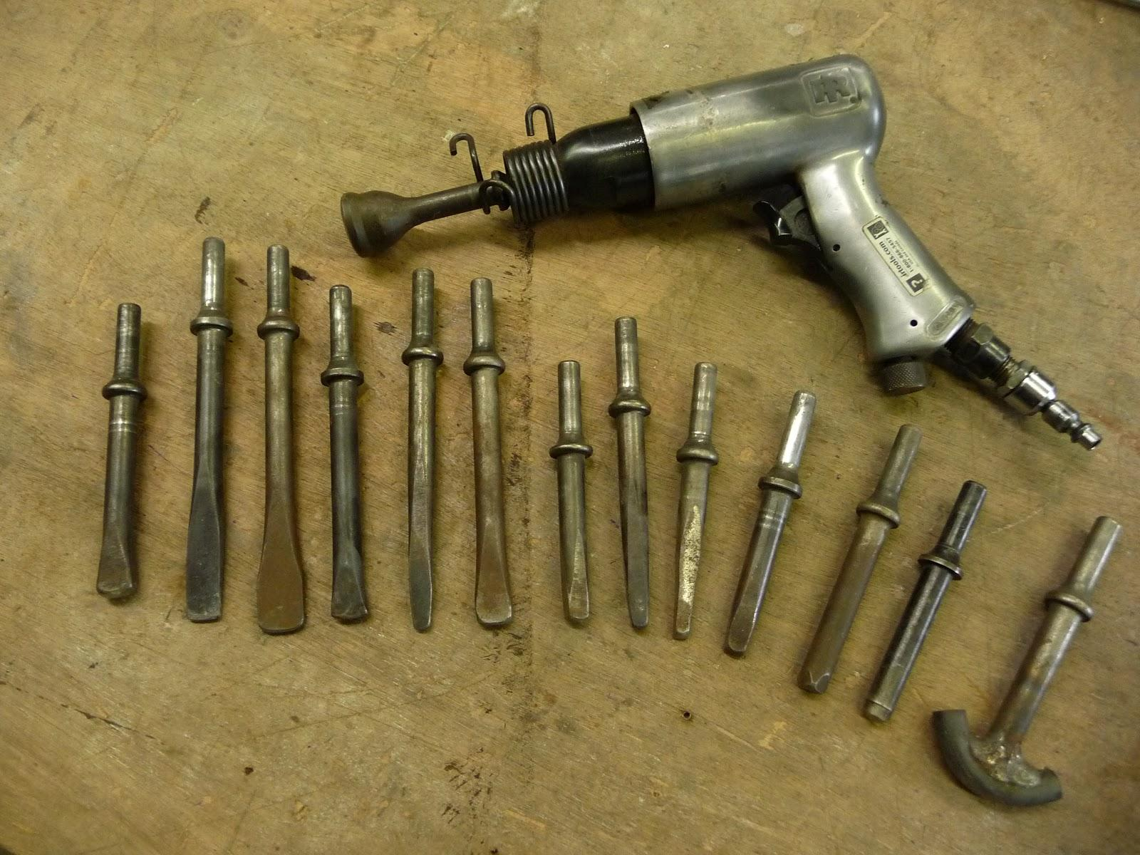 Hand Tools Used Sheet Metal Forming