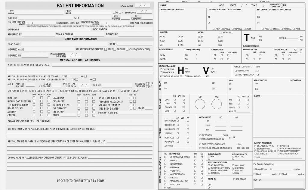Hcfa 1500 Claim Form Template Download