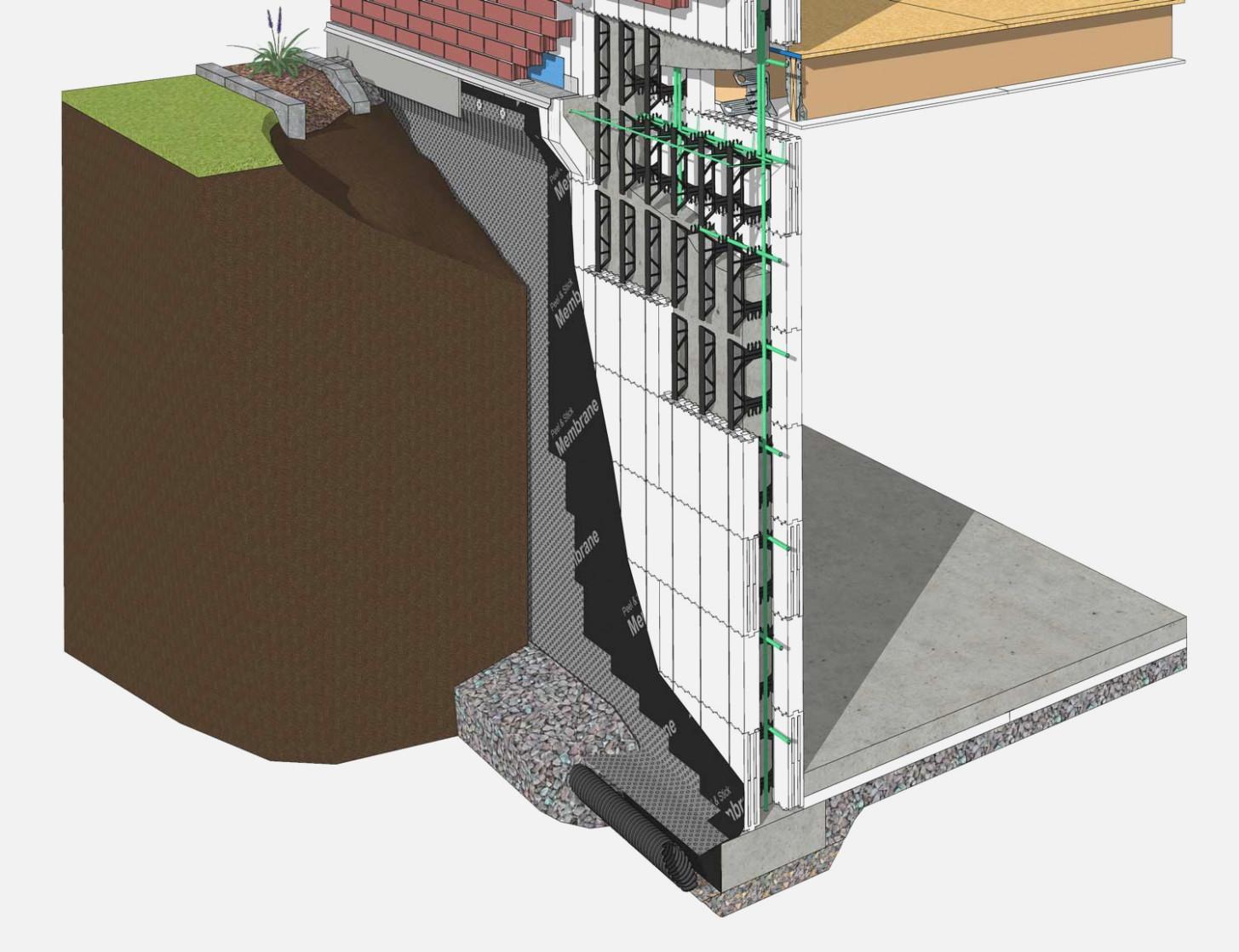 Insulated Concrete Forms Cost Calculator