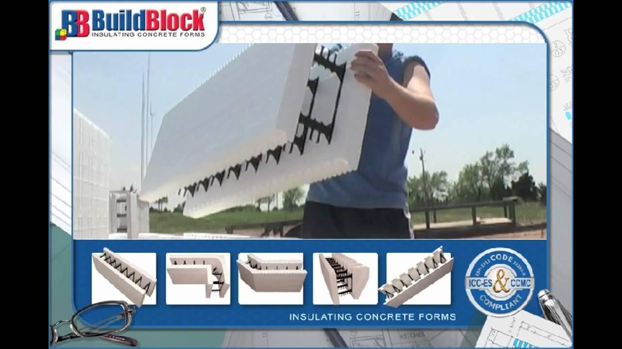 Insulated Concrete Forms Cost Comparison