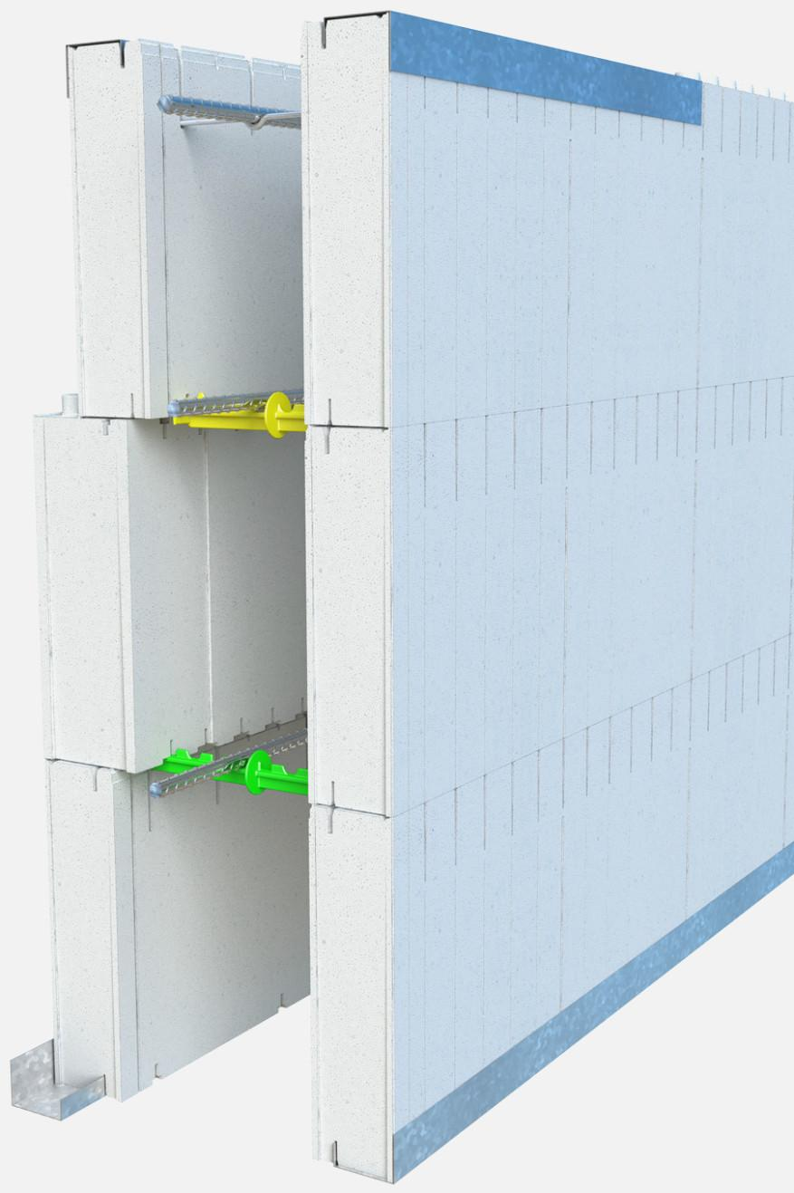 Insulated Concrete Forms System Cost