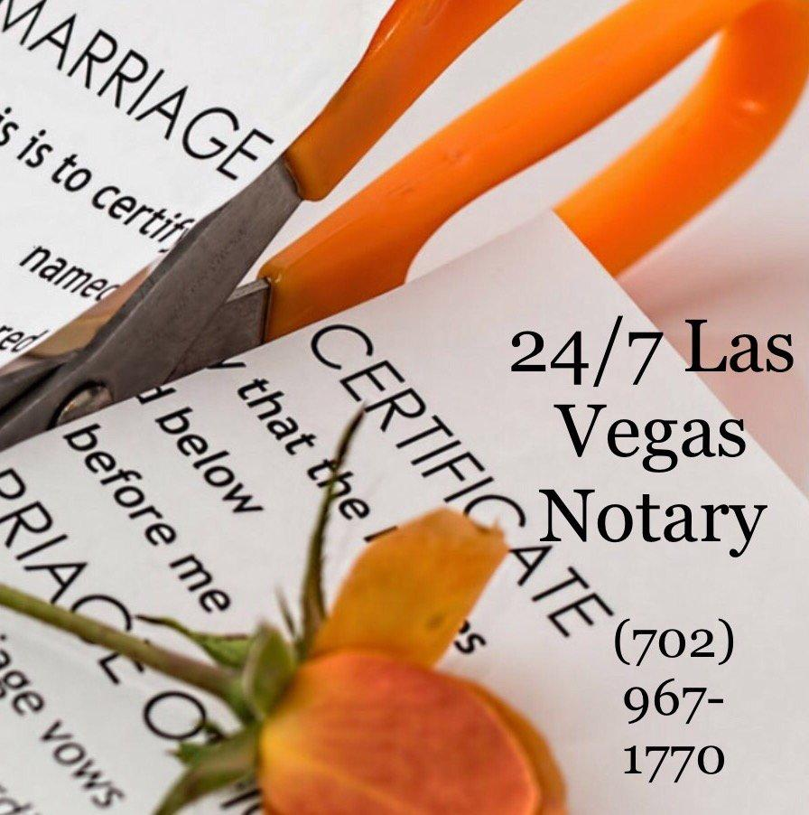 Las Vegas Nevada Divorce Forms
