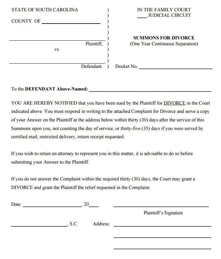 Maryland Judiciary Divorce Forms