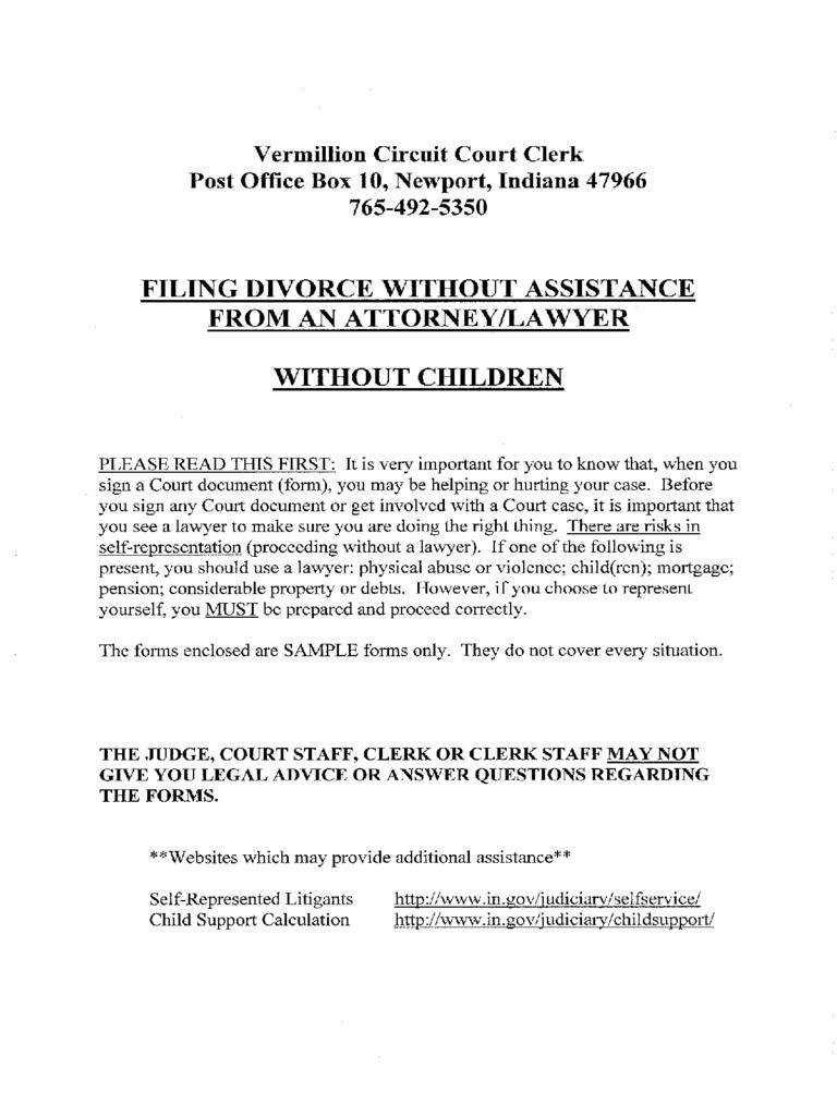 Massachusetts 1a Divorce Forms