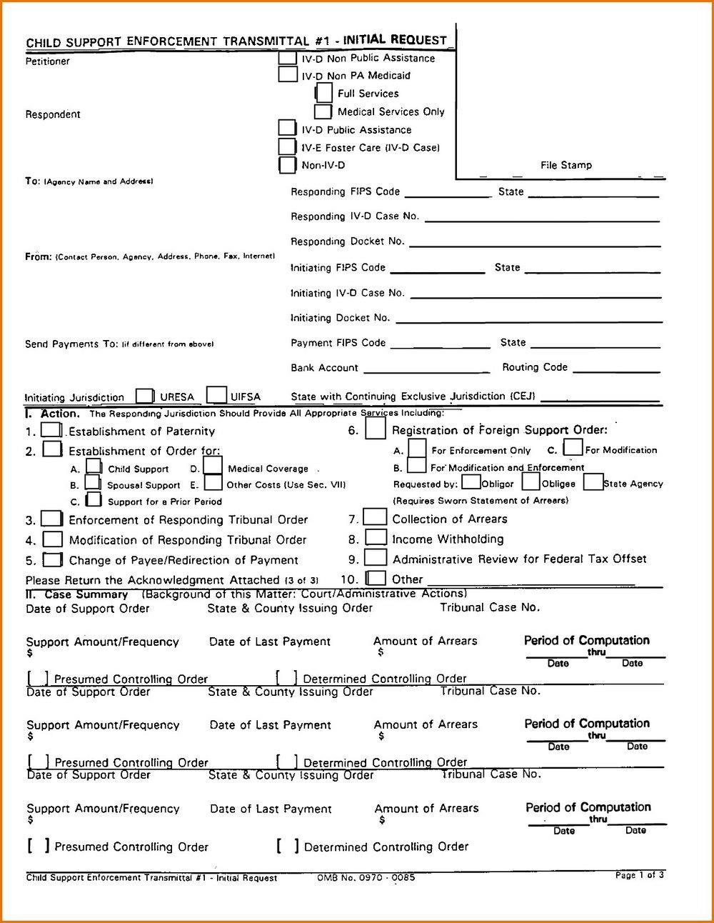 Nc Divorce Filing Forms