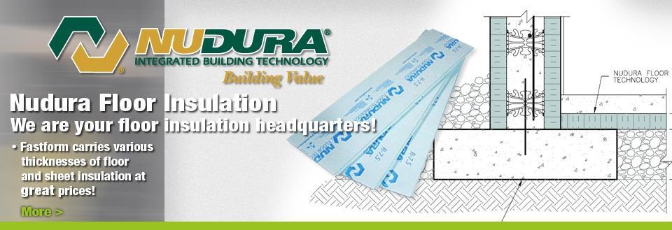 Nudura Insulated Concrete Forms Cost