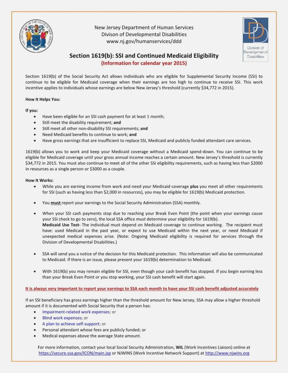 Nys Medicaid Disability Forms