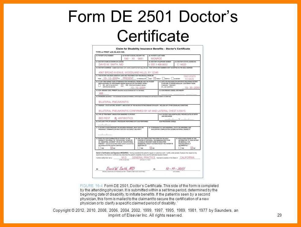 Nys Social Security Disability Forms