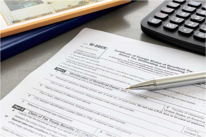 Ohio W2 Tax Forms