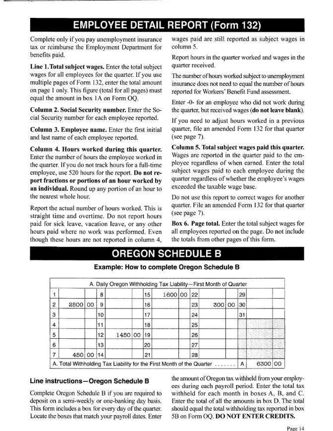 Oregon Divorce Filing Records