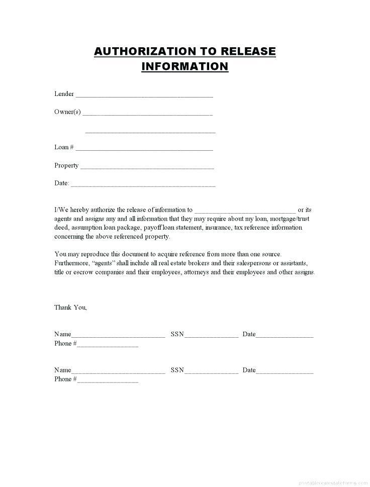 Printable Power Of Attorney Form Nevada