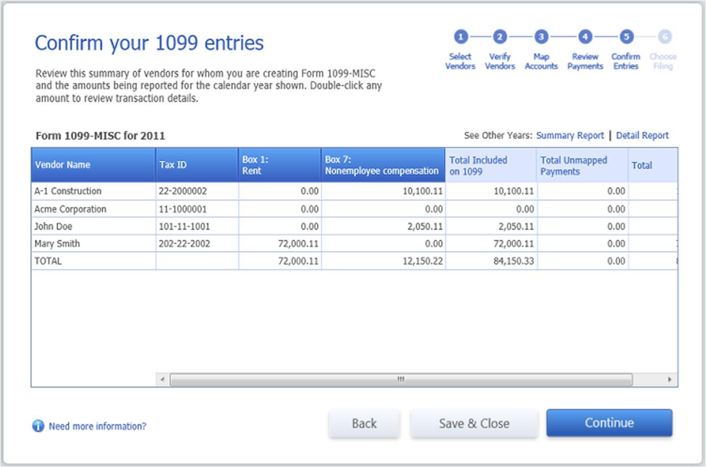 Quickbooks 1099 Misc Forms