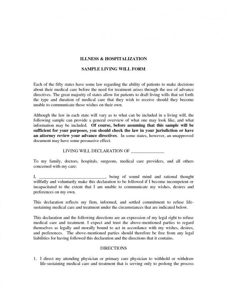 Revocable Trust Document Sample