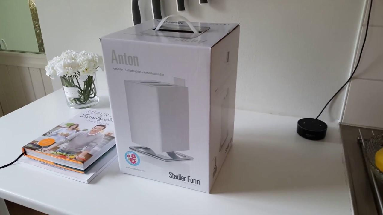Stadler Form Anton Humidifier Review