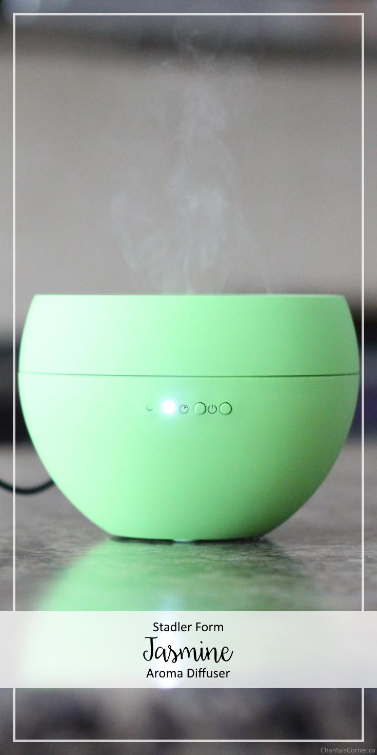 Stadler Form Aroma Diffuser Review