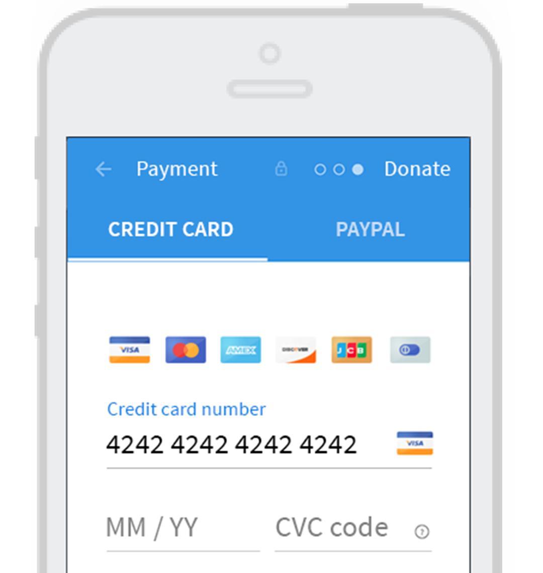 Stripe Payment Form Validation
