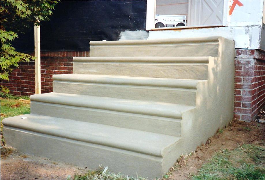 Styrofoam Concrete Forms Bullnose