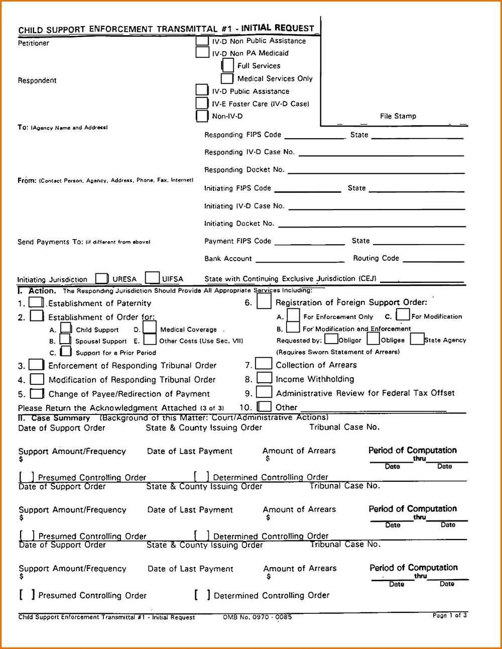 Sussex County Nj Divorce Forms