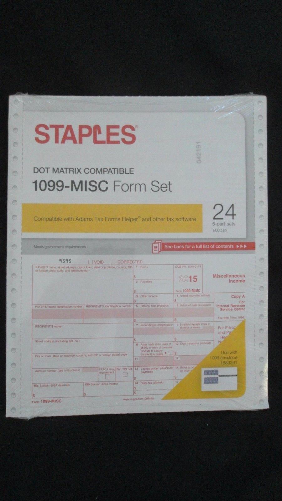 Tax Forms Helper Staples