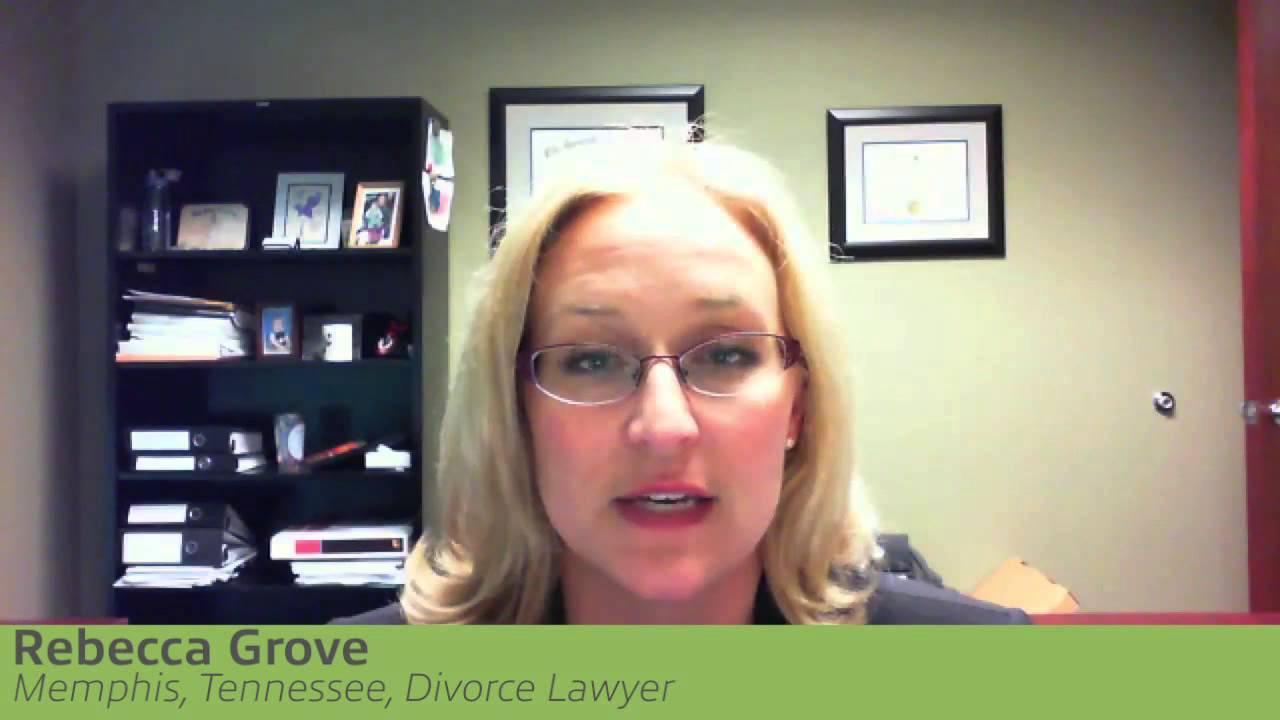 Tennessee Divorce Filing