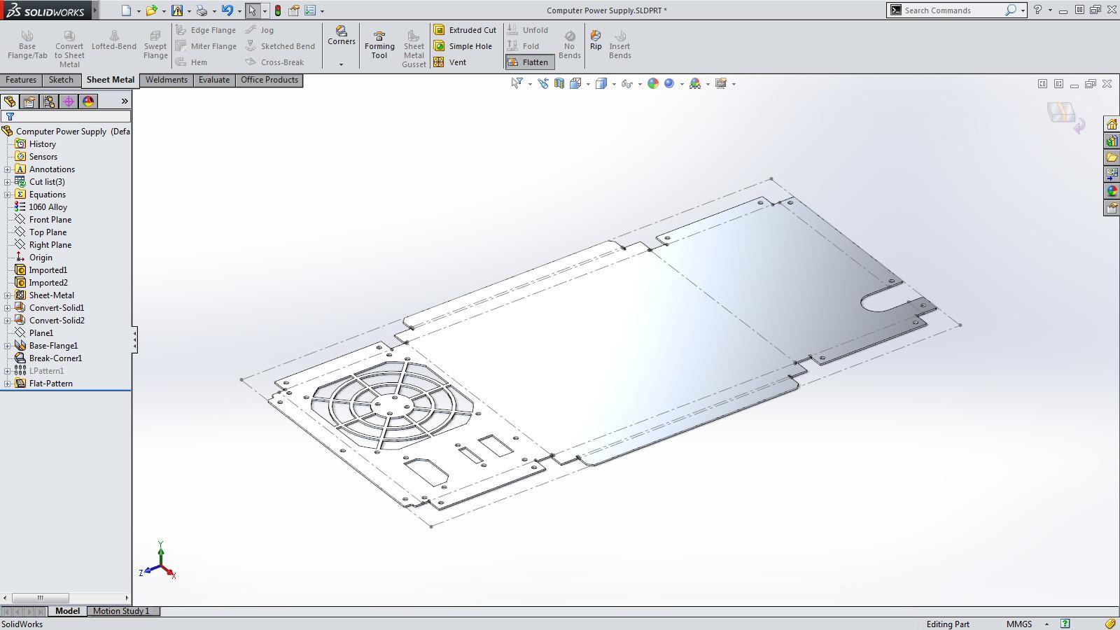 Types Of Sheet Metal Forming Tools
