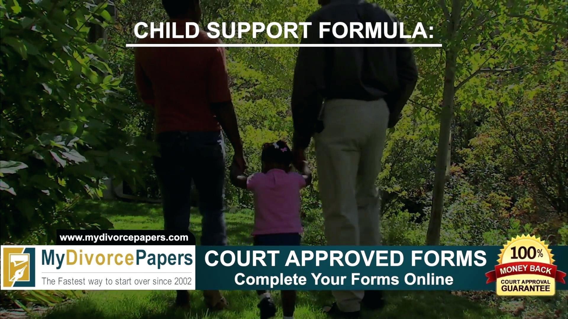 Virginia No Fault Divorce Forms