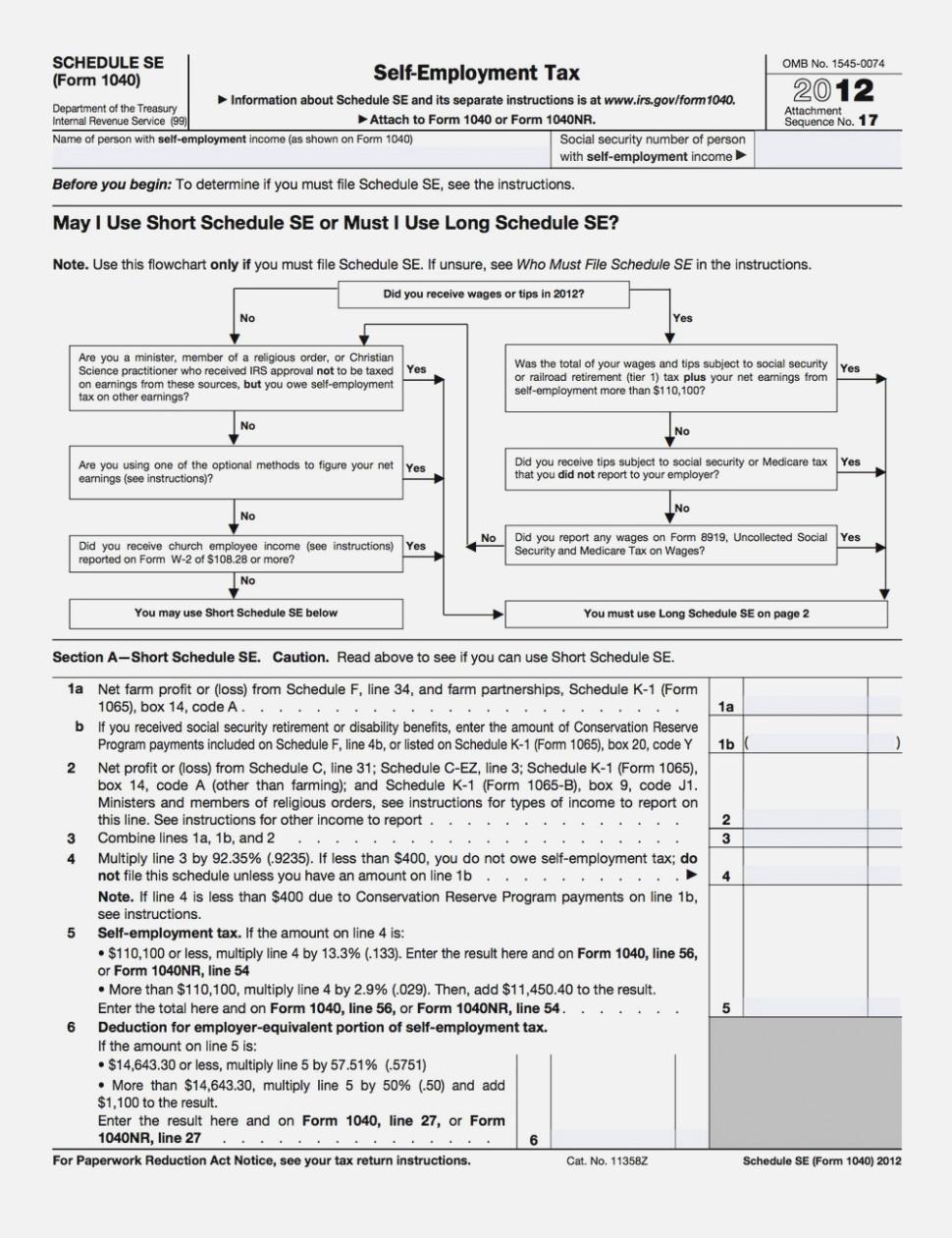 1040ez Form 2012 Instructions