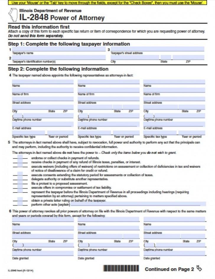 1040ez Illinois State Tax Form