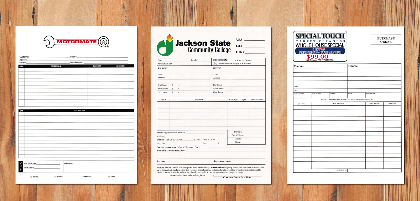 3 Part Ncr Paper Beautiful Peaceful 3 Part Carbonless Invoices Thecanaryeffect