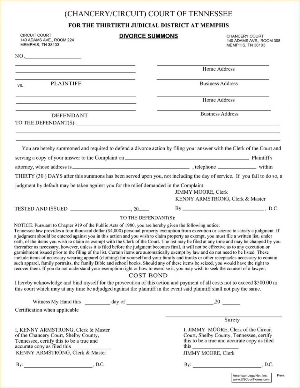 Adams County Co Court Forms