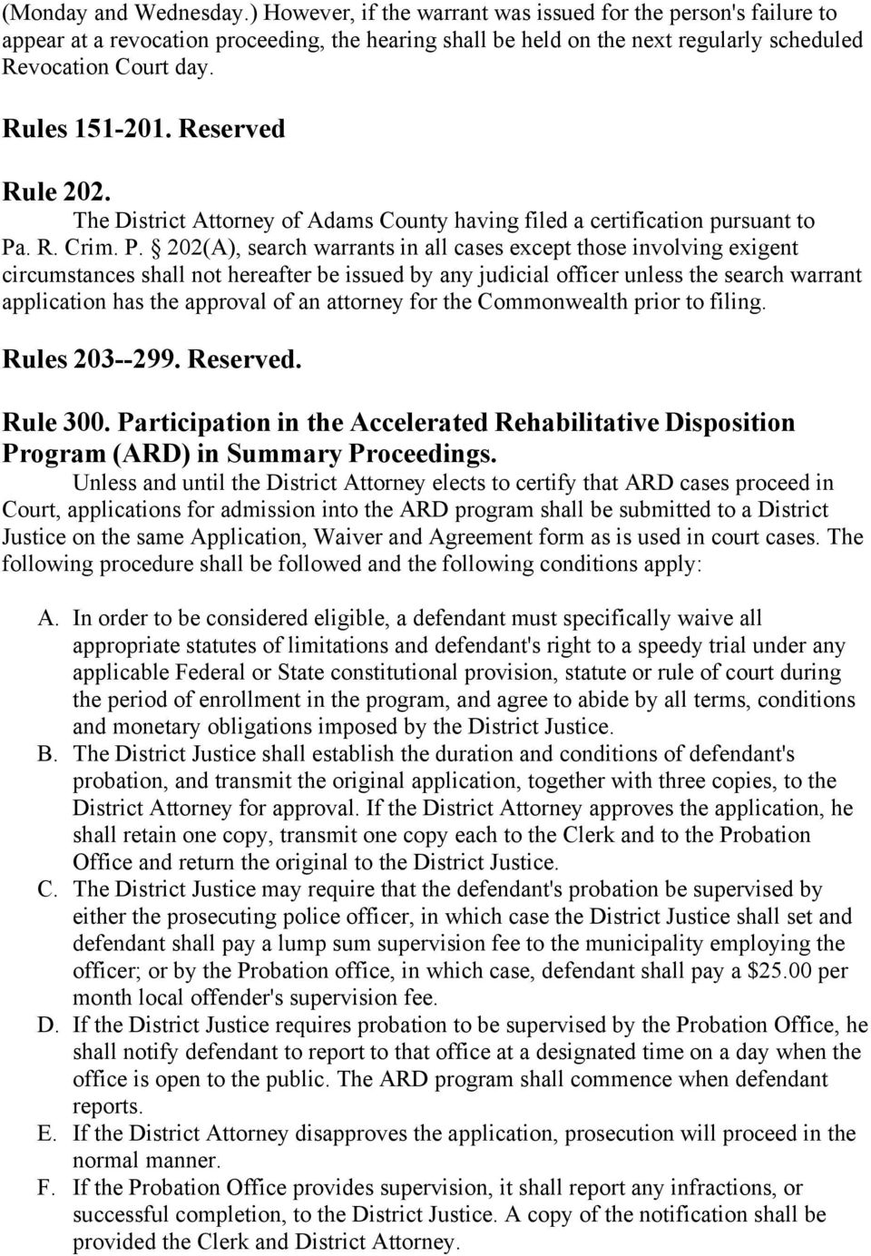 Adams County Pa Court Forms