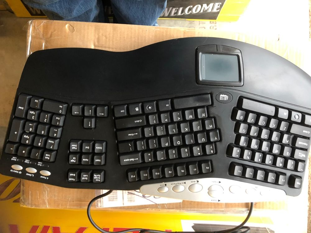 Adesso Tru Form Pro Keyboard