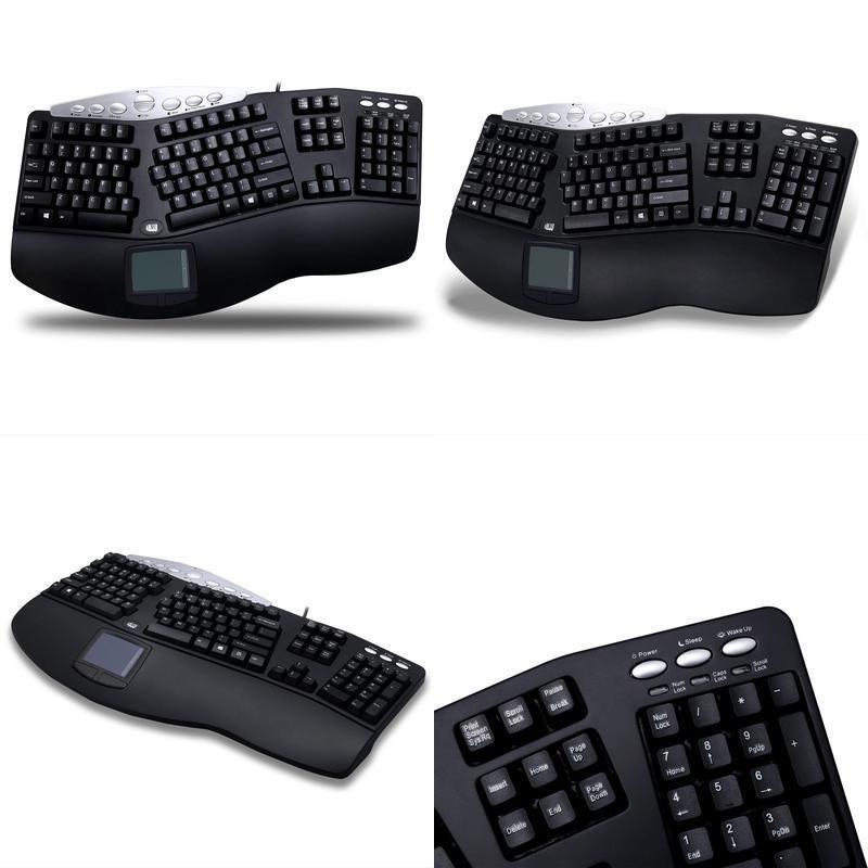 Adesso Tru Form Pro Usb Keyboard