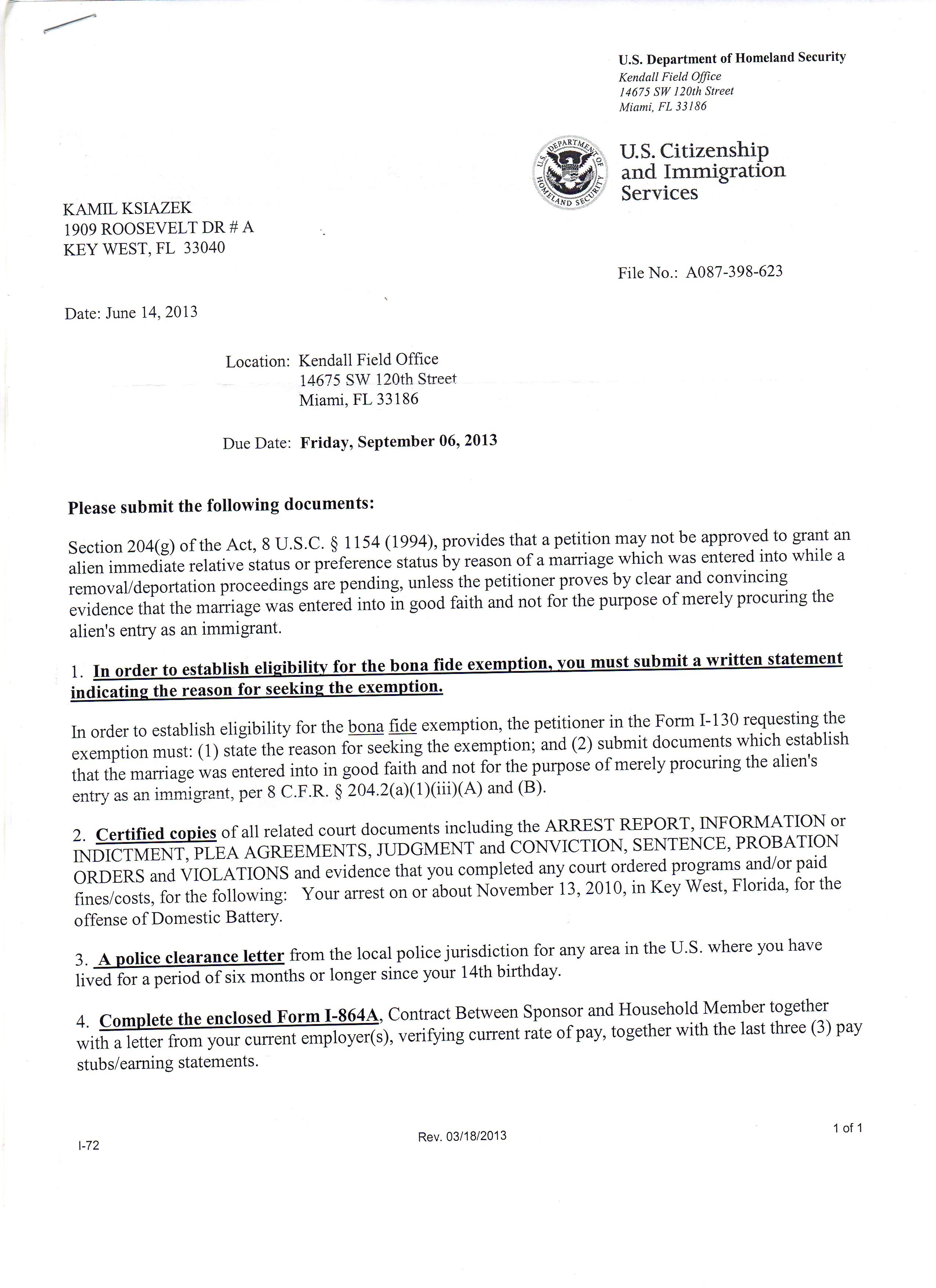 Affidavit Format For Marriage Declaration